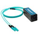 Camplex OPADAP-1 opticalCON DUO to Duplex (2) LC Breakout Adapter - Multimode