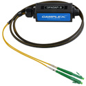 Camplex OPADAP-9 opticalCON Duo APC to Two (2) LC/APC Breakout Adapter - Singlemode