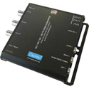 Osprey SHCA-3 3G-SDI to HDMI Converter with Dual Reclocked 3G-SDI Outputs & Audio De-Embedding