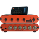 Osprey SSR-42R 4x1 3G/HD/SD/SD SDI & DVB-ASI Video Switcher with Reclocking & USB Power Option