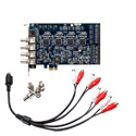 Osprey 460e PCIe 4 Channel Analog Video Capture Card with Expansion Option