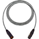 Sescom P/DXL-6 Digital Audio Cable Plenum 3-pin XLR Male to 3-Pin XLR Female  - 6 Foot
