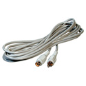 RCA Male to Female Audio Cable 10Ft