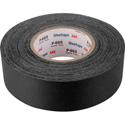 Permacel 2In Wide Black Cloth Tape 60 yards P665