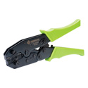 Greenlee 1338 Crimp Tool for 2 and 3 piece BNC/TNC/SMA/SMB