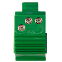 Greenlee 2280 CST Pro Coax Stripper Replacement Blades - Green Cassette