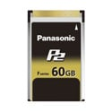 Panasonic AJP2E060FG 60 GB F Series P2 Card