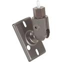 PanaVise 105108B 20 lb. Speaker Mount Wall/Ceiling Stud - 8lb Max - Black