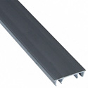 Panduit HC15LG6 Narrow Slotted Cover 6 Foot Long