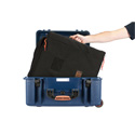 PortaBrace - PB-2750IC Vault Hard Case w/Removable Interior Soft Carrying Case