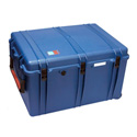PortaBrace Trunk-Style Vault Hard Case With Wheels
