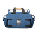 Portabrace AO-1.5XH Audio Organizer Includes AH-2H Harness (no strap) Multiple Setups Medium - Blue