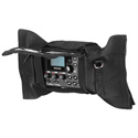 Portabrace AR-DR60RS Audio Recorder Rain Slicker Tascam DR-60D - Black