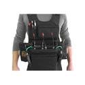 Portabrace ATV-633 Audio Tactical Vest Sound Devices 633 - Black