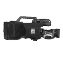 PortaBrace CBA-HPX600B Camera Body Armor for Panasonic AG-HPX600 - Black
