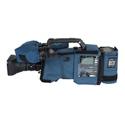 Portabrace CBA-PX800 Camera Body Armor for the Panasonic AJ-PX800 - Blue