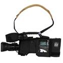 Portabrace CBA-PX800B Camera BodyArmor & HB-40CAM-C Strap - Panasonic AJ-PX800 - Black