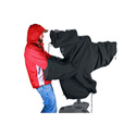 Porta-Brace CLK-1 Camera Cloak Stadium Rain Cover