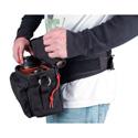PortaBrace HIP-4LENS Hip-Pack Lens Case