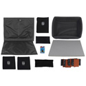 Portabrace PB-1600DKO Interior Padded Divider Kit for the Pelican 1600 Hard Case - Black