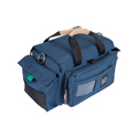 Portabrace PB-BSCC Battery Carrying Case for BLUESHAPE Batteries - Blue