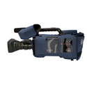 Portabrace SC-HPX300 Shoulder Case for Panasonic AG-HPX300 & AG-HPX301 - Blue