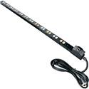 Middle Atlantic PD-2x1215TL-30CB 24 Outlet (2)15A PD Power Strip - 30A Twistlock Plug