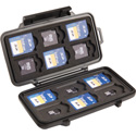 Pelican 0915 Memory Card Case SDHC SDXC  MicroSD