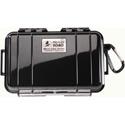 Pelican 1040 Micro Case - Black Case/Black Liner