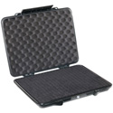 Pelican 1085 Laptop Case with Foam for 14 Inch Laptops - 14.29 x 10.37 x 1.97 Inch Interior