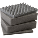 Pelican 1301 4pc. Replacement Foam Set for 1300 Protector Series Cases