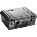Pelican 1550NF - Watertight - Dustproof Case - No Foam - Black