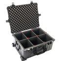 Pelican 1610TP Large Case with TrekPak Divider System
