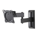 Peerless ETA100 Full-Motion Plus Wall Mount for 10 - 24 Inch Displays