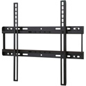 Peerless ETFMU Universal Flat Wall Mount for 32 - 46 Inch Displays - Fixed