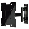 Peerless-AV Paramount PA740 Articulating Wall Arm For 22-40in LCD Screens - Blac