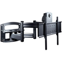 Peerless PLAV70-UNL Universal Articulating Dual Wall Arm for 42 Inch to 95 Inch