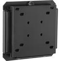 Peerless-AV SF630 Flat Wallmount For 10-24in Screens VESA 75/100 Black