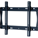 Peerless SF640P Universal Flat Wall Mount for 32-50 in. Displays - Black