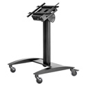 Peerless SR575K Universal Kiosk Cart for 32 Inch to 75 Inch displays