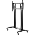 Peerless SR598 SmartMount Flat Panel TV Cart for 55 to 98 Inch TVs