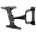Peerless SUA747PU 32 to 50 Inch Universal Ultra Slim Articulating Wall Mount