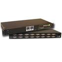 PESA PRO-8X8-DVI Pro 8X8 DVI Matrix Switcher