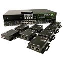 PESA PRO-8X8-HDMI-CAT Pro 8X8 HDMI Matrix Switcher