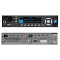 Phabrix PHRX500A Rx 1U 9.5 Inch Rack Mount Chassis - HD/SD-SDI Base Unit with CPU module Includes Analyzer Module