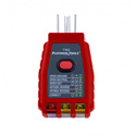 Platinum Tools T302C GFCI Socket Tester