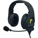 Pliant Technologies PHS-SB210-4F SmartBoom® PRO Dual Ear Pliant® Headset with 4-Pin XLR Female Connector