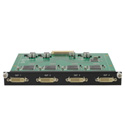 PureLink DOS4H (4) DVI Output Board for MX-800