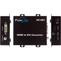 PureLink HC-HD1 (1) HDMI Input to (1) DVI Output Format Converter