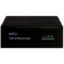 PureLink VIP-STREAM-100 Streaming Encoder with Full HD Video & Audio Distribution over IP Networks